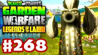 Plants vs. Zombies: Garden Warfare - Gameplay Walkthrough Part 268 - Skunk Cactus! (PC)