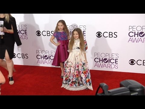 Sofia Jellen and Olivia Jellen