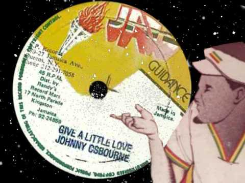 Johnny Osbourne - Give A Little Love 12