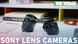 Sony QX10 and QX100 review: rethinking the smartphone camera