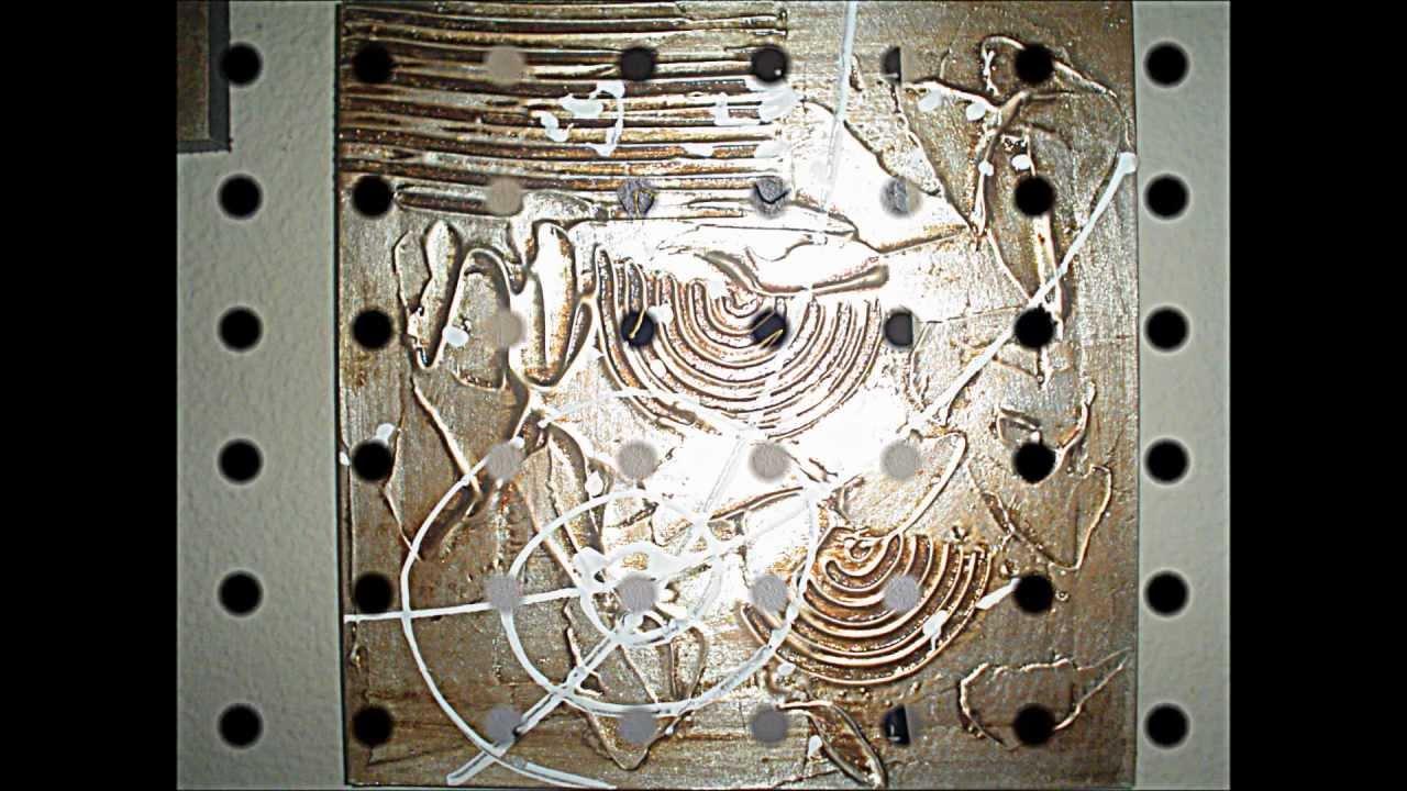 Cuadros en relieve youtube for Imagenes de cuadros abstractos con relieve