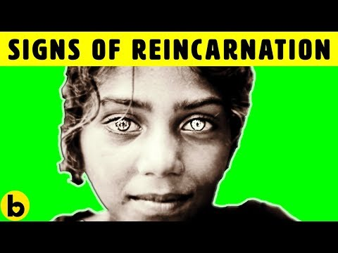 8 Signs You've Been Reincarnated