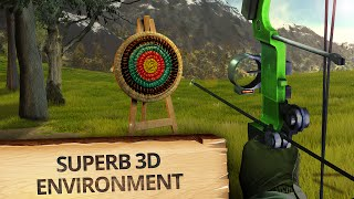 Archery Champion: Bow Sport 3D Android Gameplay 1080p [HD]
