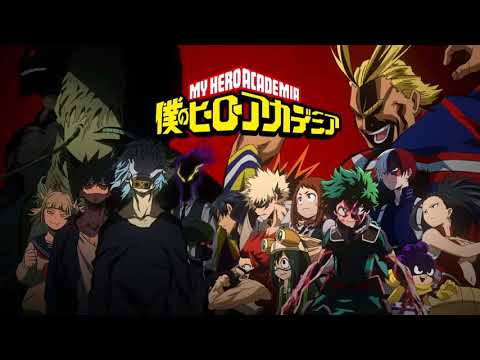 Boku No Hero Academia Opening 4 (1 hour)