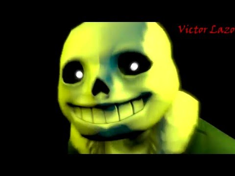 [SFM Undertale] Stronger Than You (Sans Parody) REBOOTED