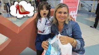 EM BUSCA DO PRESENTE DA MAMÃE COM 50 REAIS  - ESPECIAL DIA DAS  MÃES