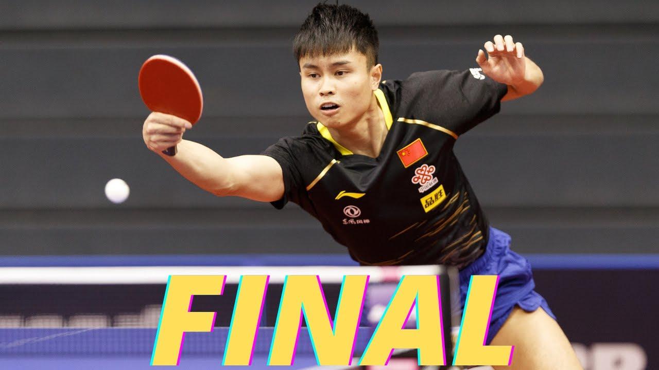 Download Wang Chuqin vs Zhou QIhao | MT-FINAL | 2021 China Super League