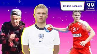 99 facts that make Erling Haaland very special | Oh My Goal