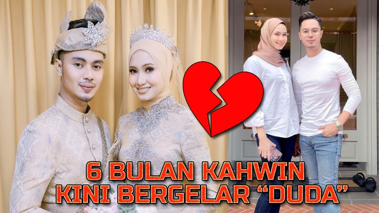 Sah Dato Alha Alfa Bercerai Kini Bergelar Duda Selepas 6 Bulan Berkahwin Youtube