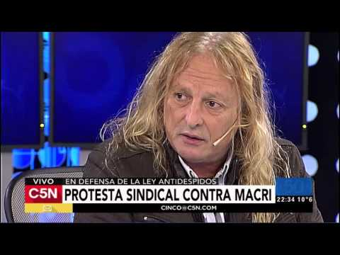 C5N - 50 minutos: El debate de los sindicatos