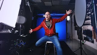 Video Studio Tour 2018! Most Overkill Youtube Studio Setup