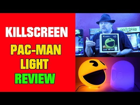 Killscreen | PAC-MAN LIGHT | Review