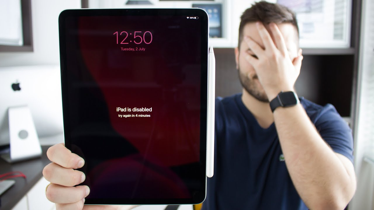 How To Remove NEW iPad Pro Forgotten Passcode [NO Home Button iPads]
