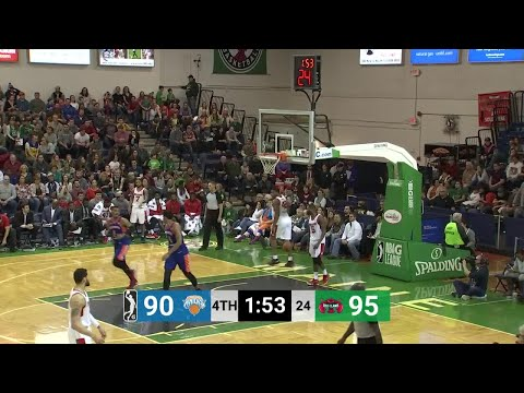 Xavier Rathan-Mayes (25 points) Highlights vs. Maine Red Claws
