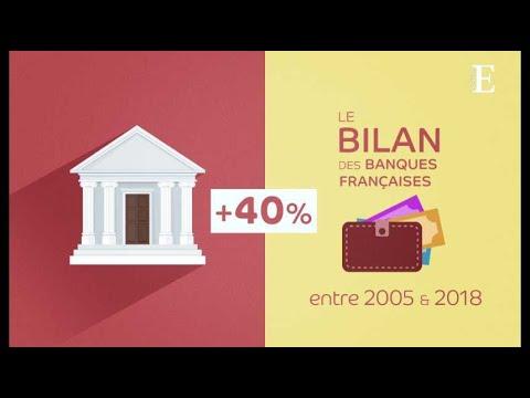Pourquoi les banques françaises n'ont cessé de grossir depuis 2005 ?