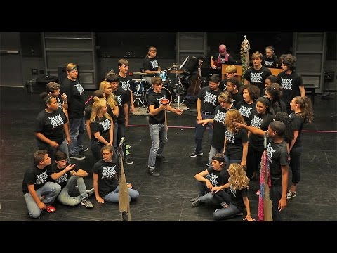Talented Teens Ready Rock of Ages for High School Debut
