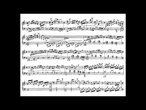 Darius Milhaud ‒ Suite, Op 8