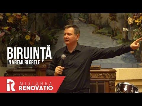 Florin Ianovici - Biruință în vremuri grele | MISIUNEA RENOVATIO