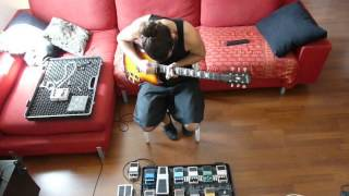 mono pure as snow jordionly39s guitar cover
