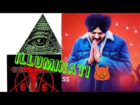 Sidhu moose wala exposed illuminati?    satan worshiper?   