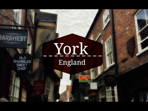 York England | Travel Vlog | Jess on a Quest