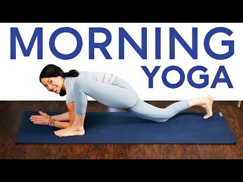 Morning Yoga (Best Wake Up Routine!) 20 Minute Vinyasa Flow