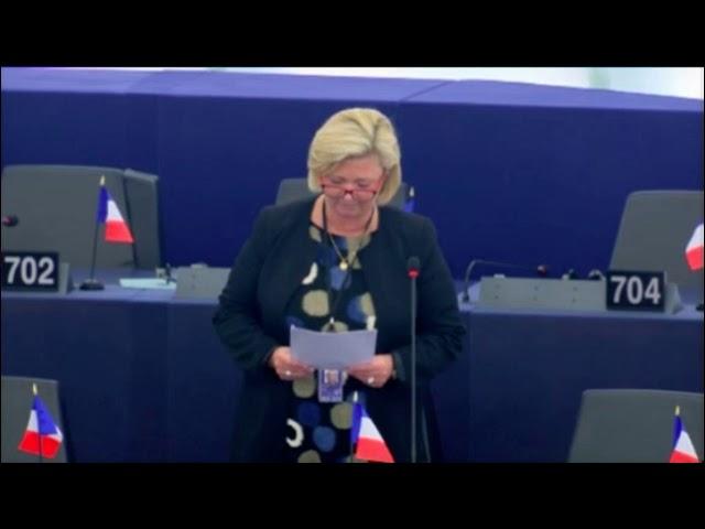 Sylvie Goddyn sur la protection des habitats marins côtiers