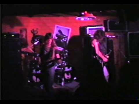 """Vacancy Live 03.11.1990 @ Jugendhaus """"Alte Scheune"""" Zirndorf"""