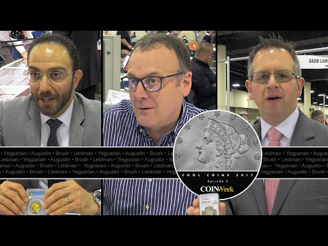 "CoinWeek: Cool Coins! 2017 Episode 2 - ""King of Coins"" Episode - 4K Video"