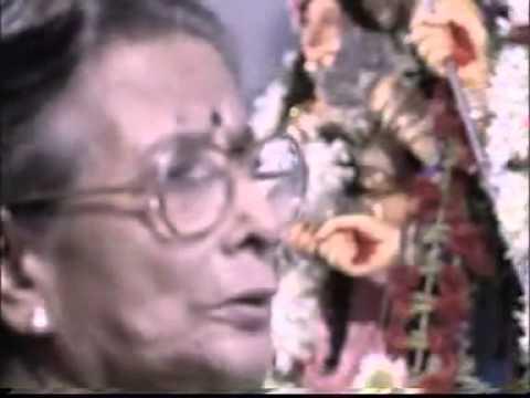 Mahalaya-----Mahisasuramardini-----Part 1 - YouTube