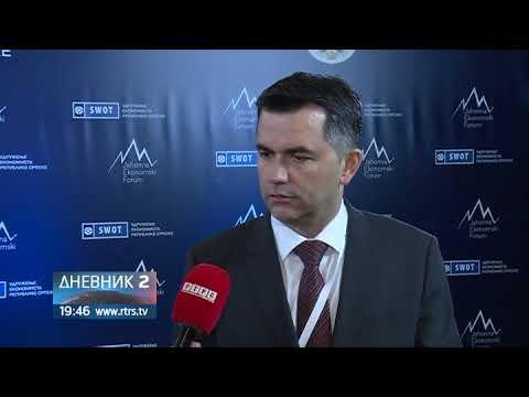 Završen Јahorina ekonomski forum 2019.