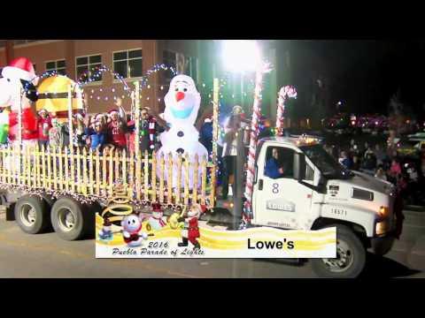 2016 Pueblo Parade of Lights