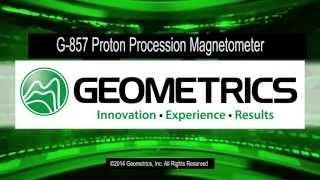 G-857 Proton Precession Magnetometer