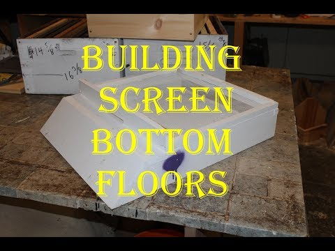 Building Screen Bottom Floors