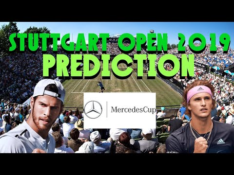 Stuttgart Open 2019 | Prediction