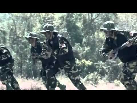 """"""" Fight Fight To Win """" Myanmar Navy Special Force"""