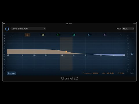 How to Deepen Your Voice on Garageband 10