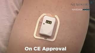 An Inside Look at Nemaura Medical's sugarBeat®, Видео, Смотреть онлайн