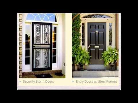 Commercial Security Doors in Detroit Protector Door YouTube