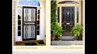 Commercial Security Doors in Detroit   Protector Door