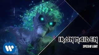 Iron Maiden - Speed Of Light (Official ) Resimi
