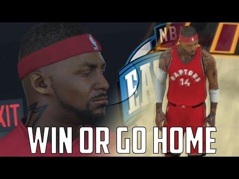 WIN OR GO HOME !!  GAME 6 MARCUS BANKS ! ( Peut-être son dernier match .... )