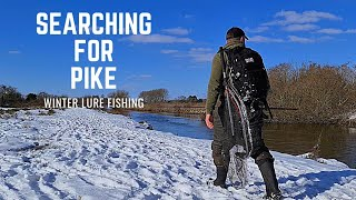 PIKE FISHING WITH LURES