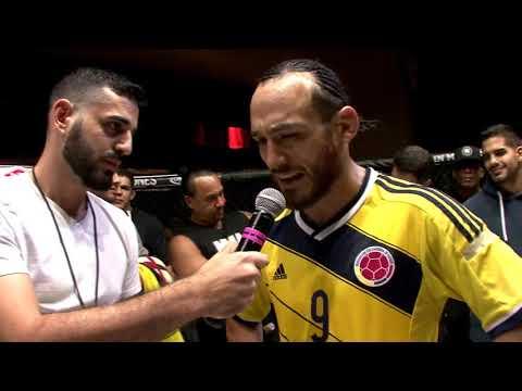 XFN 22 Danny Chavez vs Filipe Vargas