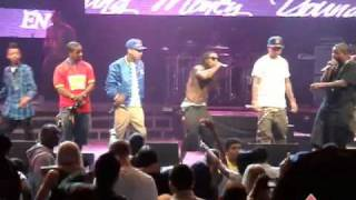 "Omarion Performs ""Every Girl"" with Young Money"