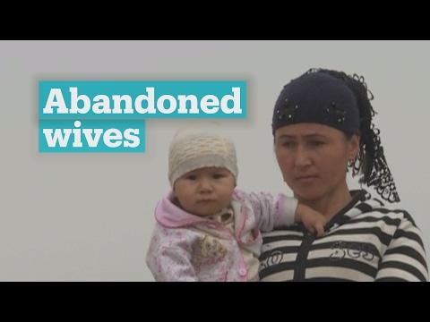 Abandoned wives of Tajikistan