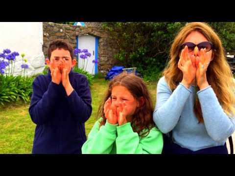 Scilly Isles video July 2017