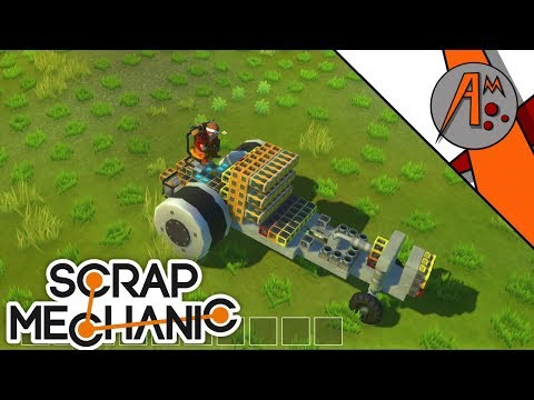 Advanced Navigation Ai  | Scrap Mechanic Ep51