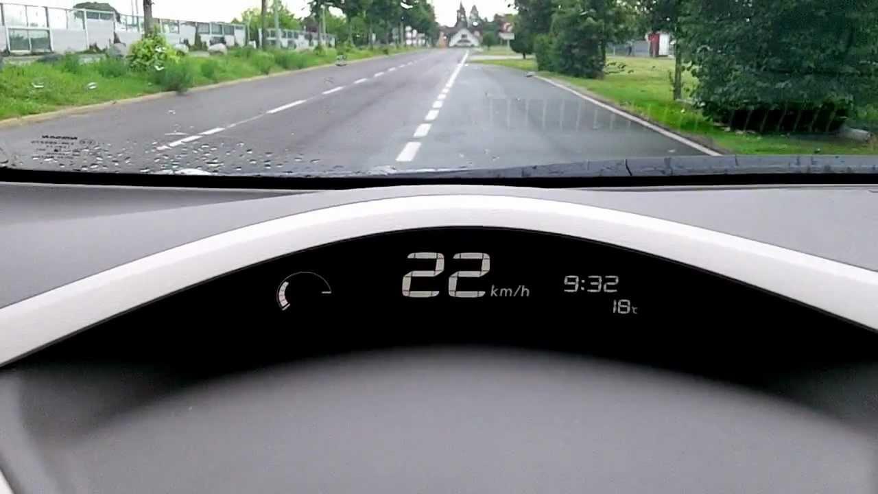 Nissan Leaf 0 60 Acceleration