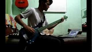Stone Sour - Absolute Zero - Bass Cover(Baixo) Cristiano Cruz